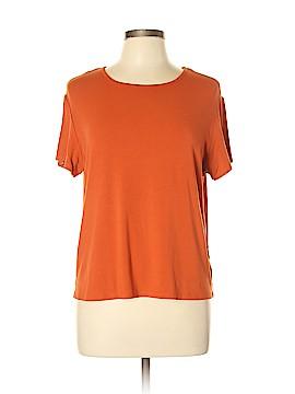 Eileen Fisher Short Sleeve T-Shirt Size L
