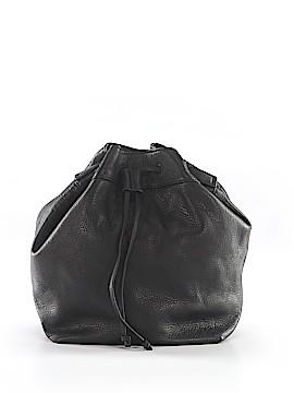 J.jill Leather Bucket Bag One Size