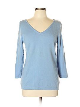 Dana Buchman Cashmere Pullover Sweater Size L