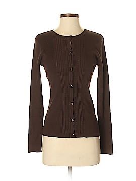 Jaclyn Smith Silk Cardigan Size S