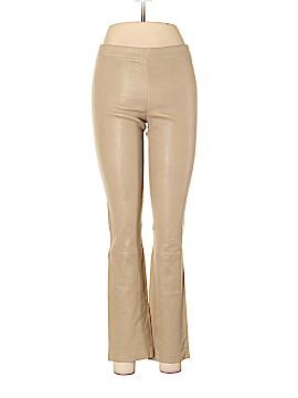 Vince. Leather Pants Size M