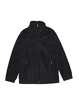 Columbia Fleece Jacket Size 10 - 12