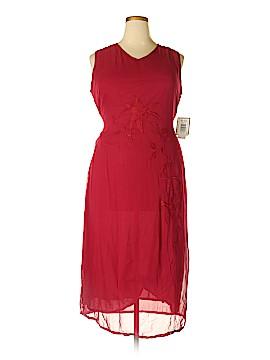 Bice Casual Dress Size 1X (Plus)
