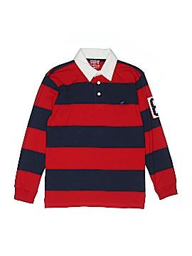 Wrangler Jeans Co Long Sleeve Polo Size 16