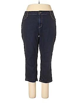 St. John's Bay Jeans Size 18W (Plus)