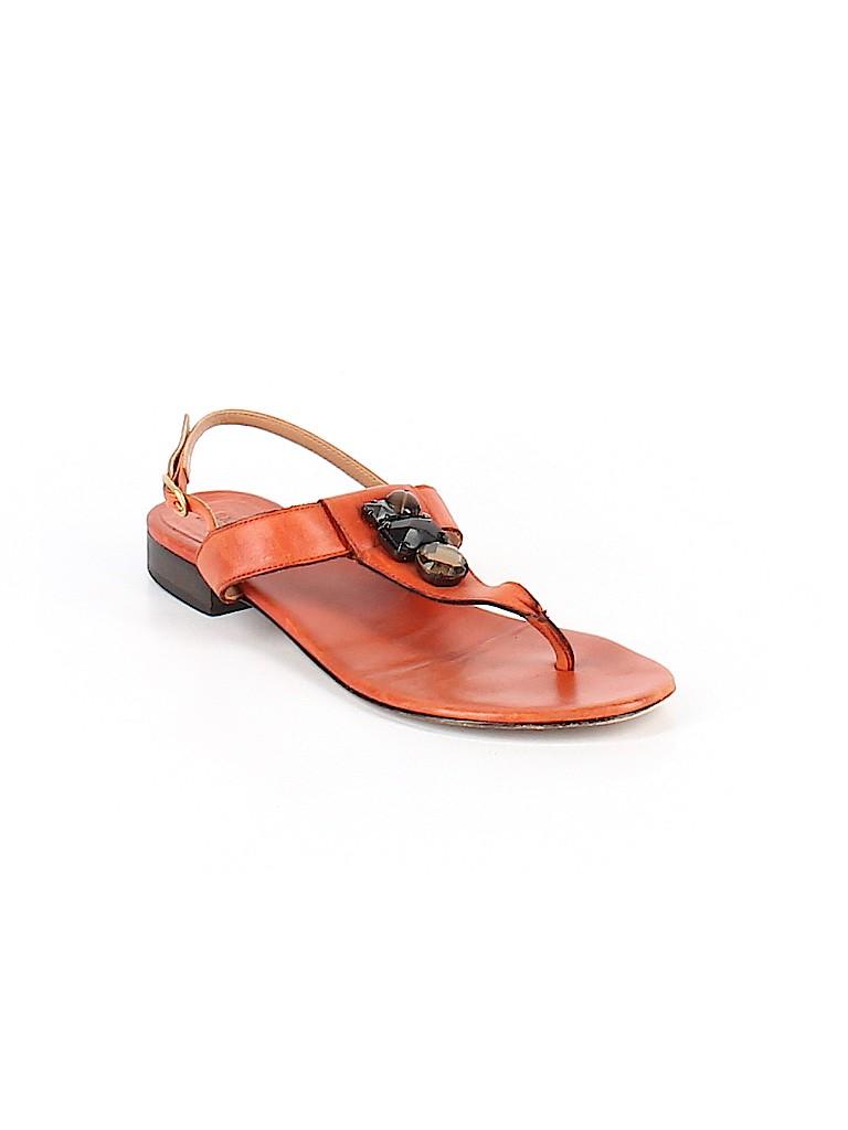 Max Mara Women Sandals Size 37 (EU)