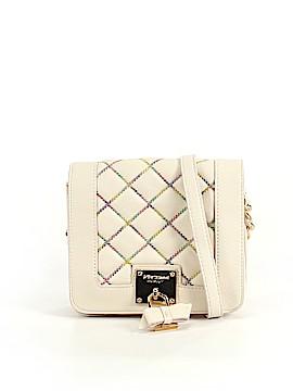 Betsey Johnson Leather Crossbody Bag One Size