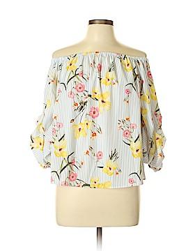 CeCe 3/4 Sleeve Blouse Size S