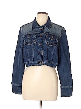 Star Denim Jacket Size XL