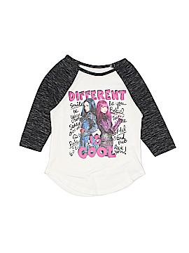 Disney 3/4 Sleeve T-Shirt Size 4 - 5