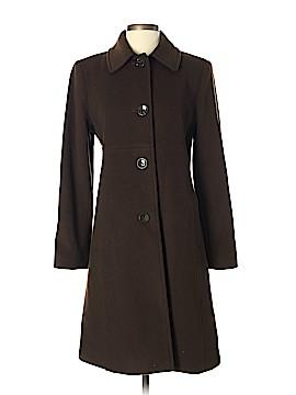 Larry Levine Wool Coat Size 4