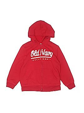 Old Navy Zip Up Hoodie Size 5T