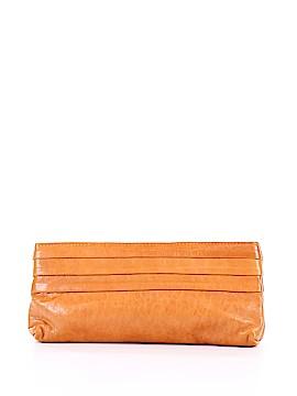 Lauren Merkin Leather Clutch One Size