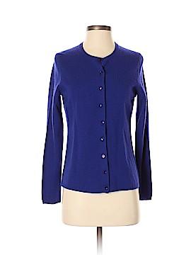 Saffron Cashmere Cardigan Size M