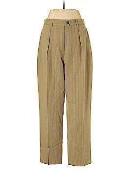 Escada Elements Wool Pants Size 40 (EU)