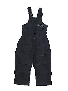 Diesel Snow Pants With Bib Size 2T