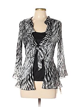 Style&Co Long Sleeve Blouse Size 12 (Petite)