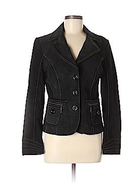 Vero Moda Leather Jacket Size M