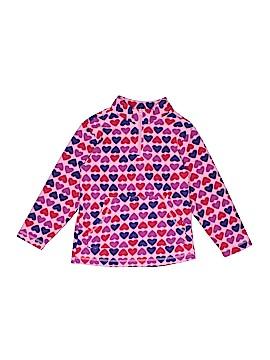 Hanna Andersson Fleece Jacket Size 120 (CM)