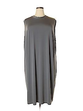 Roaman's Casual Dress Size 3X (Plus)