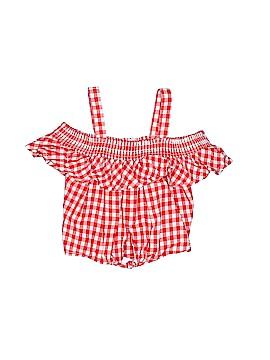 Primark Essentials Short Sleeve Blouse Size 3 - 4