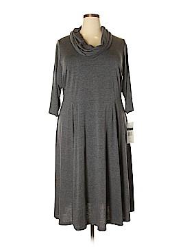 Robbie Bee Casual Dress Size 2X (Plus)