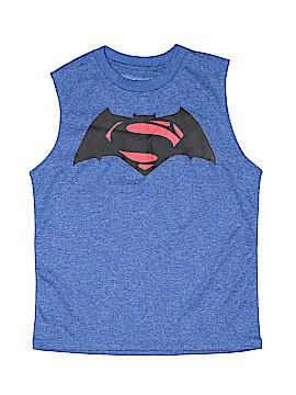 Batman Sleeveless T-Shirt Size 8