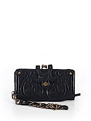 Lockheart Leather Wristlet