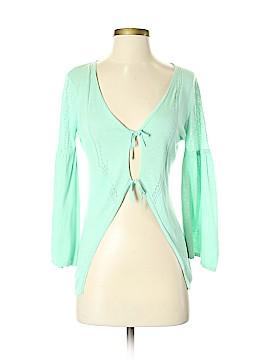 American Retro Silk Cardigan Size 2