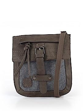 Sherpani Leather Crossbody Bag One Size