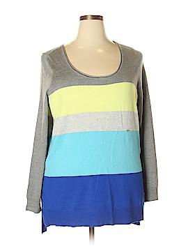 Lane Bryant Pullover Sweater Size 18 (Plus)