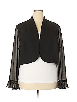 Onyx Nite Cardigan Size 24 (Plus)