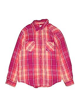 Mudd Long Sleeve Button-Down Shirt Size 18