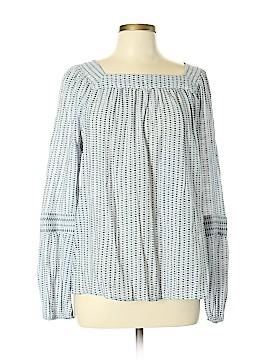 LC Lauren Conrad Long Sleeve Blouse Size XL