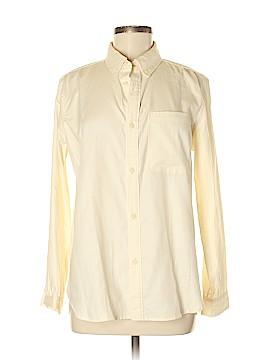 A.P.C. Long Sleeve Button-Down Shirt Size 38 (FR)