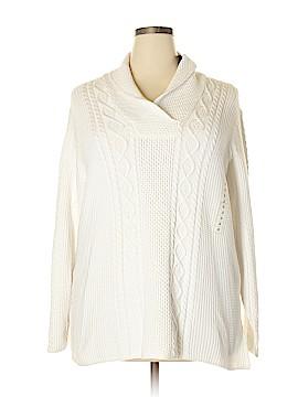 Jeanne Pierre Pullover Sweater Size 2X (Plus)