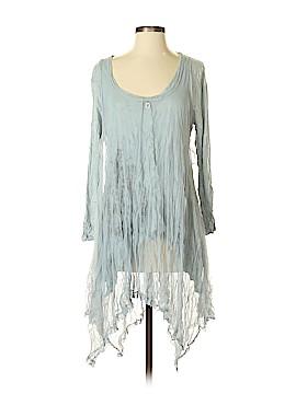 Lauren Vidal Long Sleeve Blouse Size M