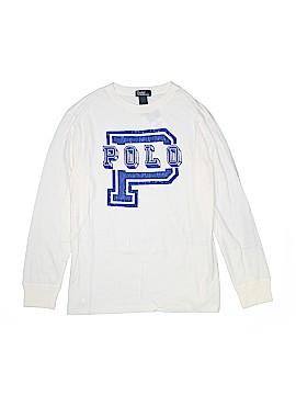 Polo by Ralph Lauren Long Sleeve T-Shirt Size 14