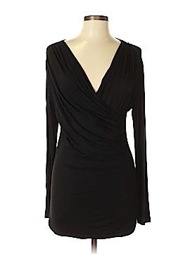 Valerie Bertinelli Long Sleeve Top Size L
