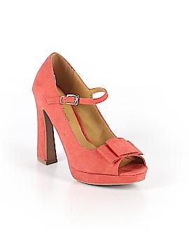 Diva Lounge Heels Size 8 1/2