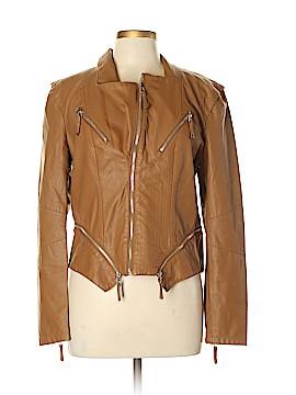 Blank NYC Faux Leather Jacket Size L