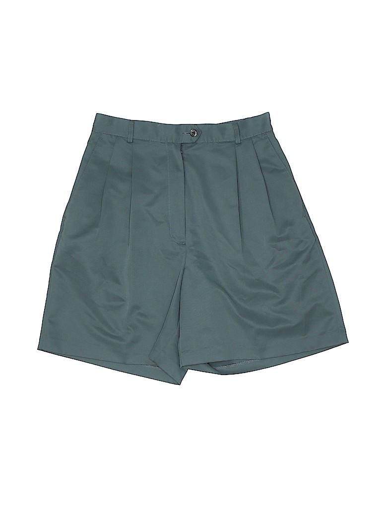 IZOD Women Khaki Shorts Size 10