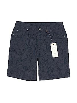 Simply Vera Vera Wang Denim Shorts Size 0