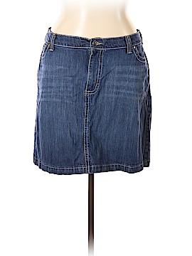 Cabela's Denim Skirt Size 20 (Plus)