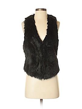 Arden B. Faux Fur Vest Size S