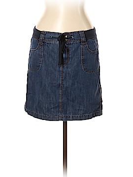 Faded Glory Denim Skirt Size 10