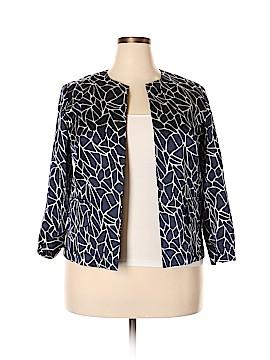 Pendleton Silk Blazer Size 18 (Plus)