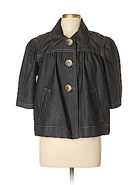 Baccini Denim Jacket Size XL