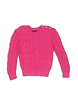 Ralph Lauren Pullover Sweater Size 4T