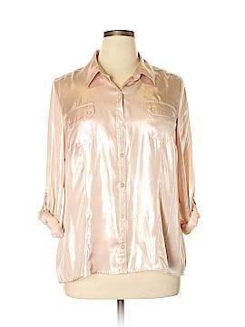 Elementz Long Sleeve Blouse Size XL